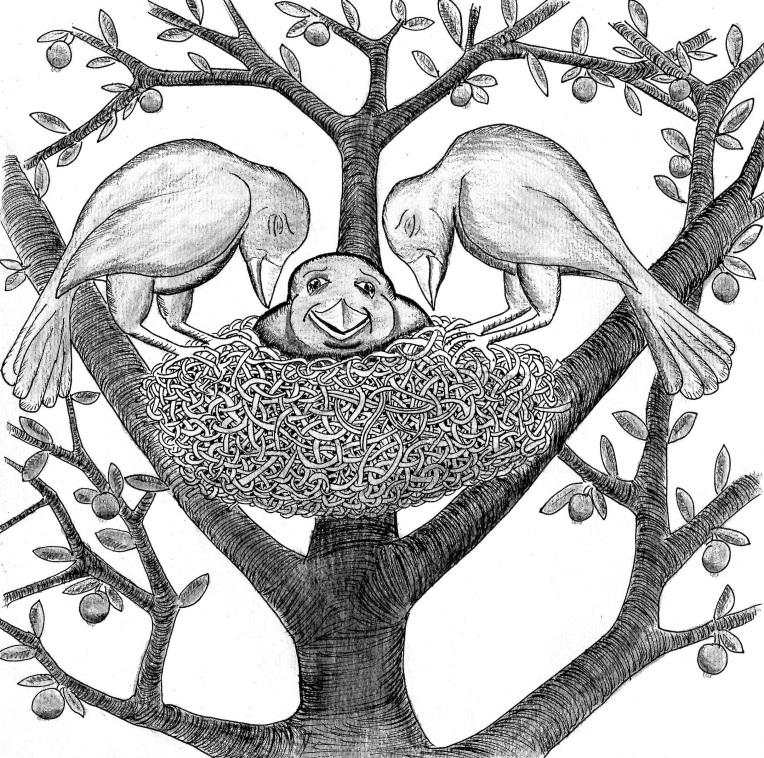 wirdy bird by morgen eljot 3