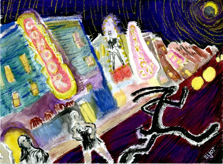 jaunts of Skinny Arno by morgen eljot 1