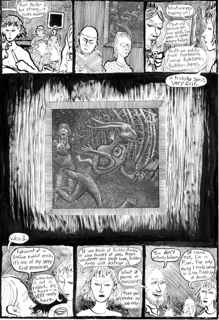 Return of Skinny Arno by morgen eljot 2