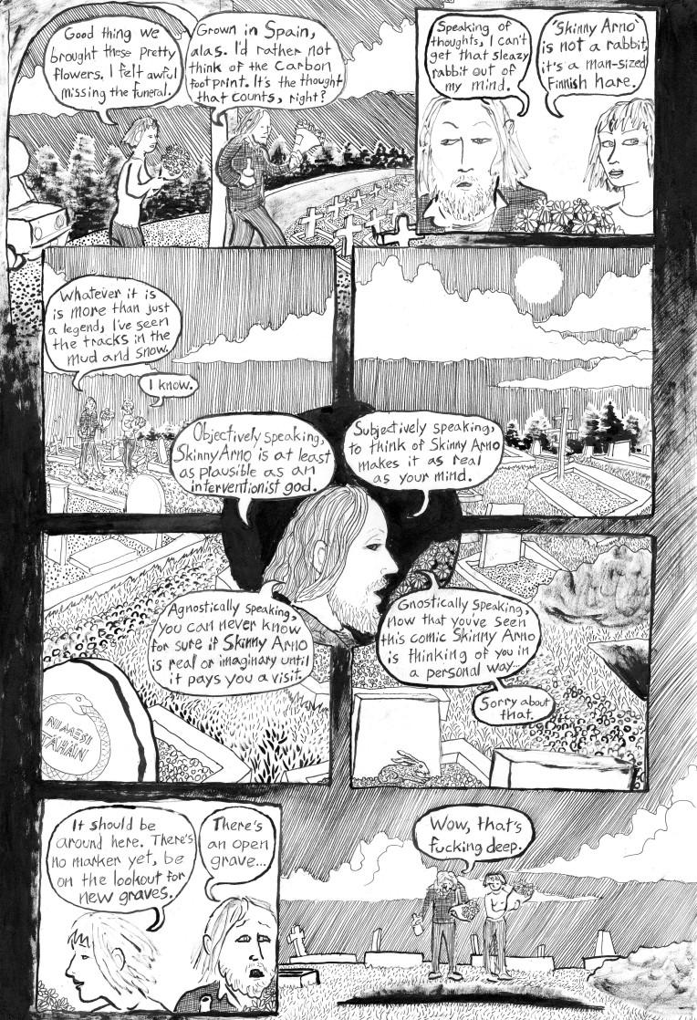Return of Skinny Arno by morgen eljot 6