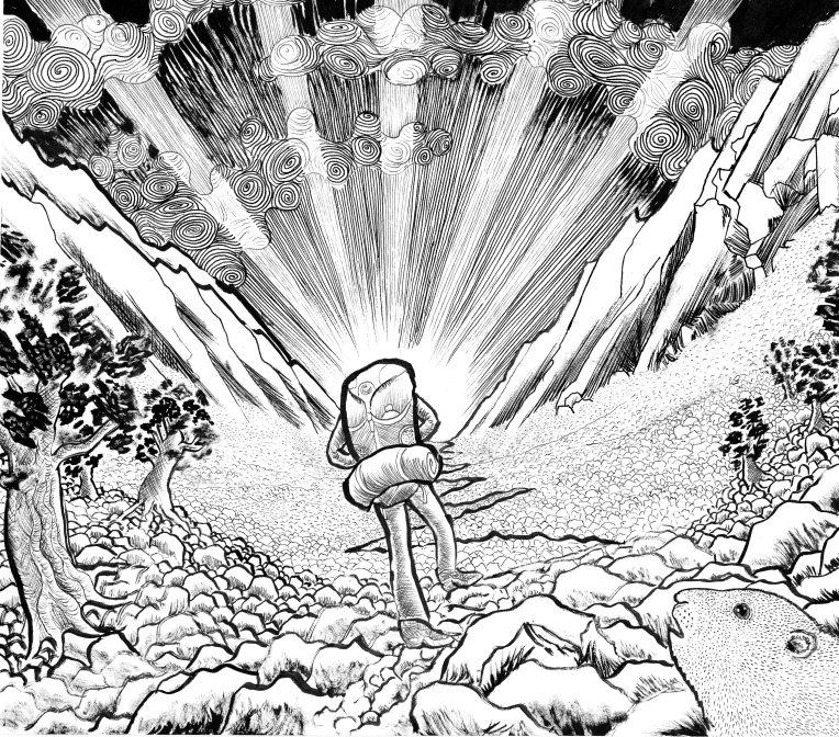 death hike by eljot 1