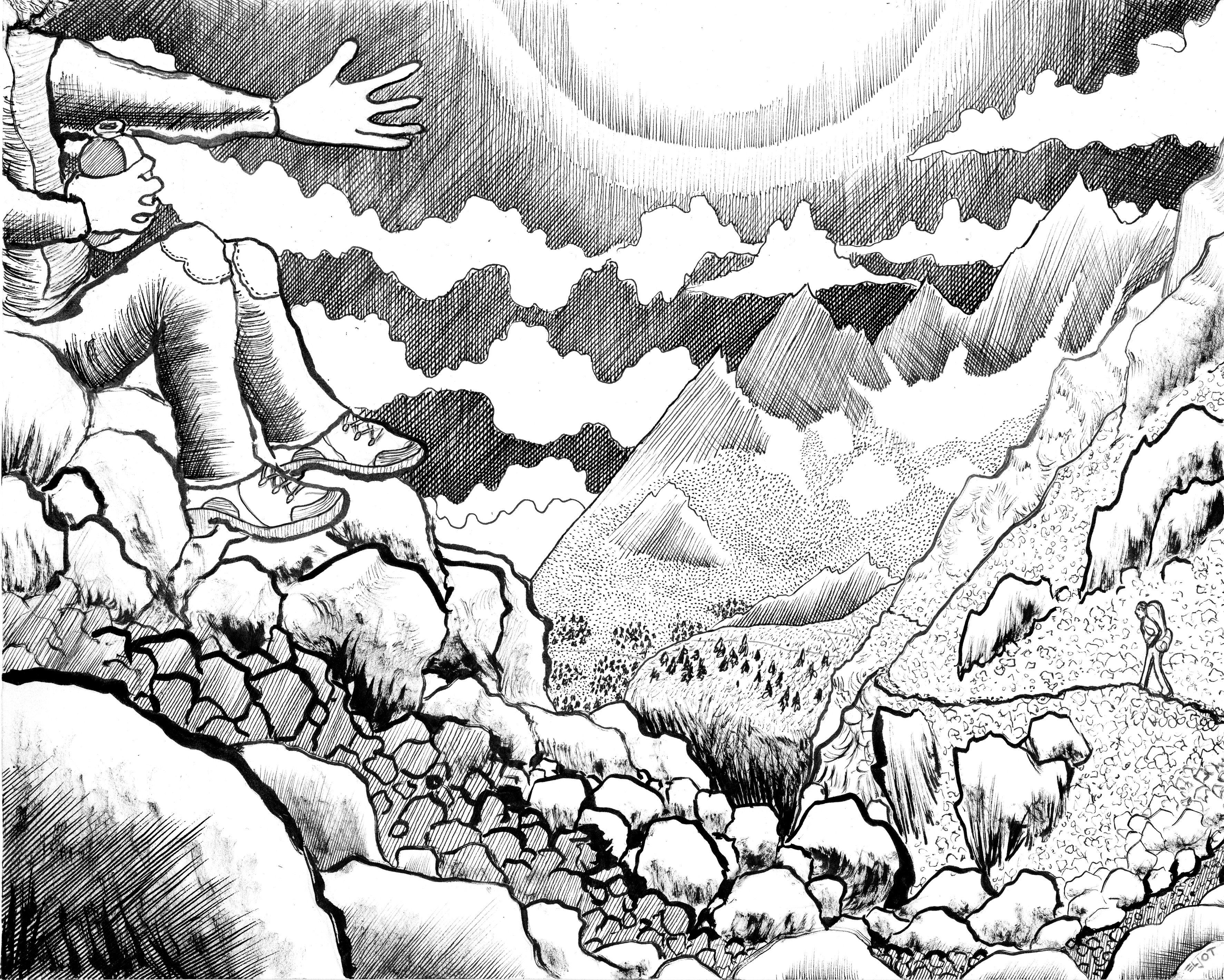 death hike by eljot 2