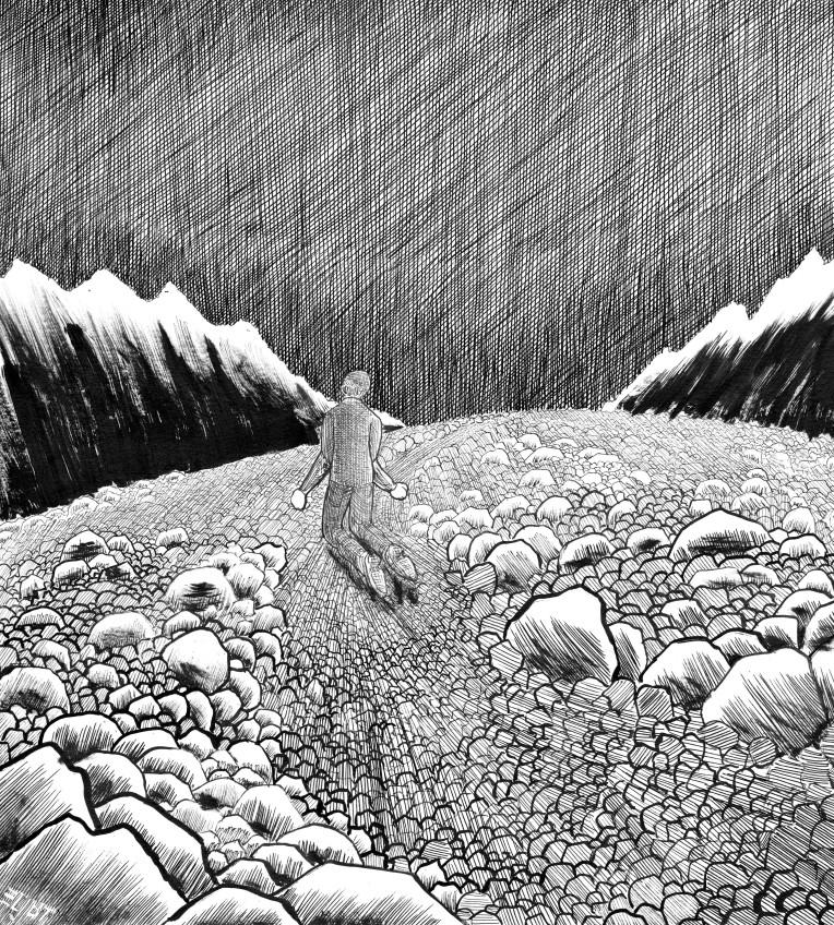 death hike by eljot 7