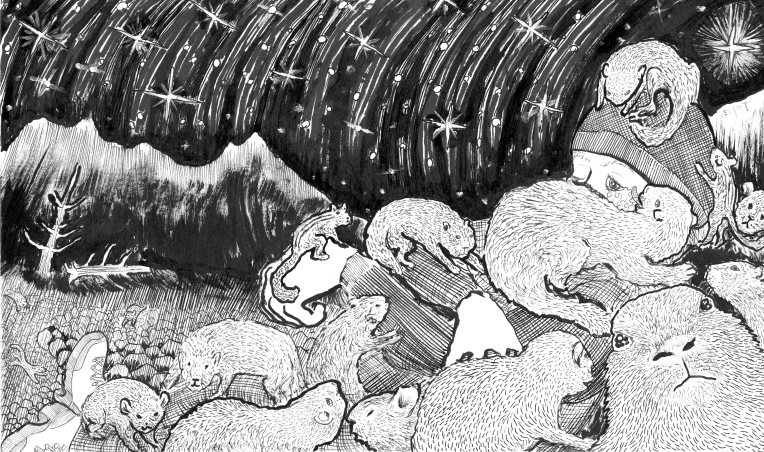 death hike by eljot 8