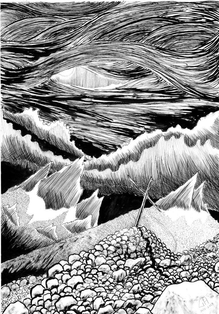 death hike by eljot 9