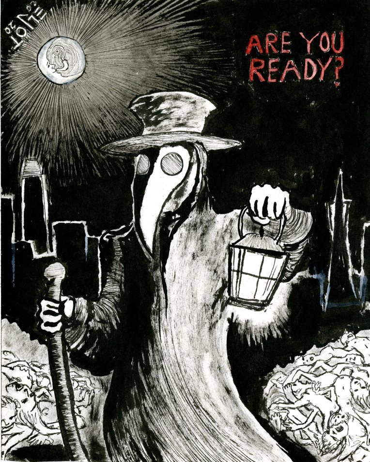 Are You Ready by morgen eljot